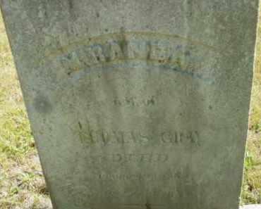 GRAY, MIRANDA - Berkshire County, Massachusetts | MIRANDA GRAY - Massachusetts Gravestone Photos