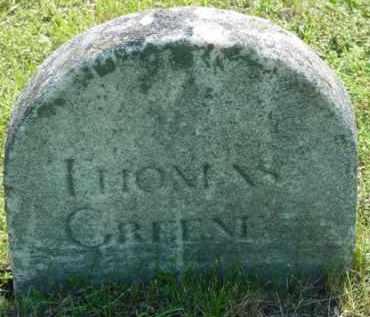 GREENE, THOMAS - Berkshire County, Massachusetts | THOMAS GREENE - Massachusetts Gravestone Photos