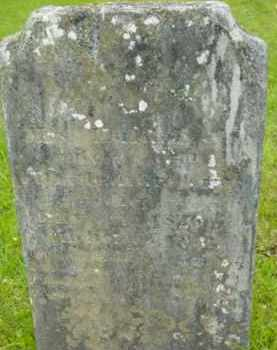 GREGORY, HULDAH - Berkshire County, Massachusetts | HULDAH GREGORY - Massachusetts Gravestone Photos