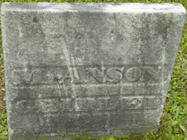 GRIDLEY, ANSON - Berkshire County, Massachusetts | ANSON GRIDLEY - Massachusetts Gravestone Photos