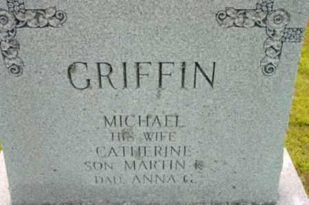 GRIFFIN, MICHAEL - Berkshire County, Massachusetts   MICHAEL GRIFFIN - Massachusetts Gravestone Photos