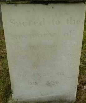 HALL, AMBROSE - Berkshire County, Massachusetts   AMBROSE HALL - Massachusetts Gravestone Photos