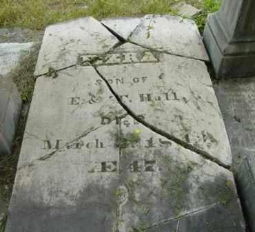 HALL, EZRA - Berkshire County, Massachusetts | EZRA HALL - Massachusetts Gravestone Photos