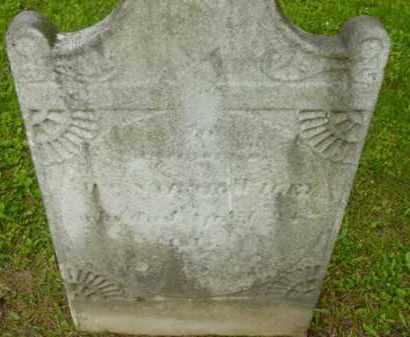 HALLEY, SARAH - Berkshire County, Massachusetts | SARAH HALLEY - Massachusetts Gravestone Photos