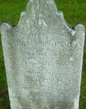 HAMLIN, DAMARIS - Berkshire County, Massachusetts   DAMARIS HAMLIN - Massachusetts Gravestone Photos