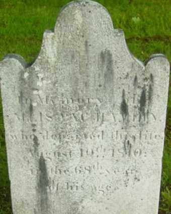 HAMLIN, ISAAC - Berkshire County, Massachusetts | ISAAC HAMLIN - Massachusetts Gravestone Photos