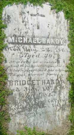 HANDY, MICHAEL - Berkshire County, Massachusetts | MICHAEL HANDY - Massachusetts Gravestone Photos