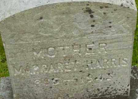 HARRIS, MARGARET - Berkshire County, Massachusetts | MARGARET HARRIS - Massachusetts Gravestone Photos