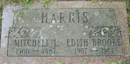 HARRIS, EDITH - Berkshire County, Massachusetts | EDITH HARRIS - Massachusetts Gravestone Photos