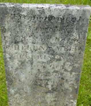 HARRISON, HELEN AMELIA - Berkshire County, Massachusetts | HELEN AMELIA HARRISON - Massachusetts Gravestone Photos