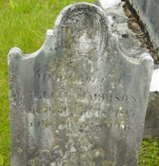 HARRISON, WILLIAM - Berkshire County, Massachusetts   WILLIAM HARRISON - Massachusetts Gravestone Photos
