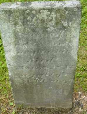 HASKELL, WILLIAM - Berkshire County, Massachusetts | WILLIAM HASKELL - Massachusetts Gravestone Photos