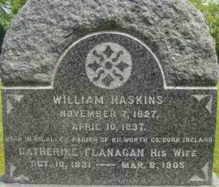 HASKINS, WILLIAM - Berkshire County, Massachusetts | WILLIAM HASKINS - Massachusetts Gravestone Photos
