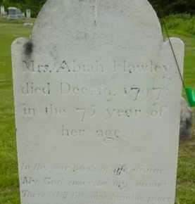 HAWLEY, ABIAH - Berkshire County, Massachusetts | ABIAH HAWLEY - Massachusetts Gravestone Photos