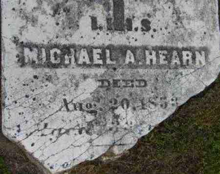HEARN, MICHAEL A - Berkshire County, Massachusetts   MICHAEL A HEARN - Massachusetts Gravestone Photos