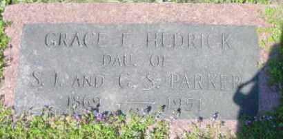 PARKER, GRACE E - Berkshire County, Massachusetts   GRACE E PARKER - Massachusetts Gravestone Photos