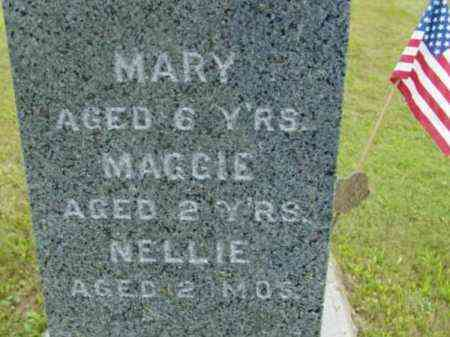HEFFRON, MAGGIE - Berkshire County, Massachusetts | MAGGIE HEFFRON - Massachusetts Gravestone Photos