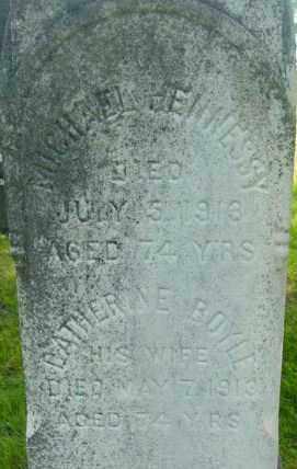 BOYLE HENNESSY, CATHERINE - Berkshire County, Massachusetts | CATHERINE BOYLE HENNESSY - Massachusetts Gravestone Photos