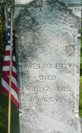 HOGERTY, OWEN - Berkshire County, Massachusetts | OWEN HOGERTY - Massachusetts Gravestone Photos