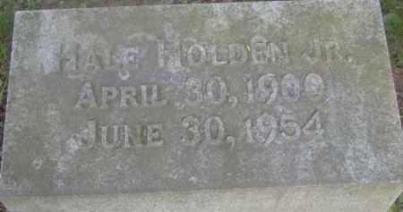 HOLDEN, HALE - Berkshire County, Massachusetts | HALE HOLDEN - Massachusetts Gravestone Photos