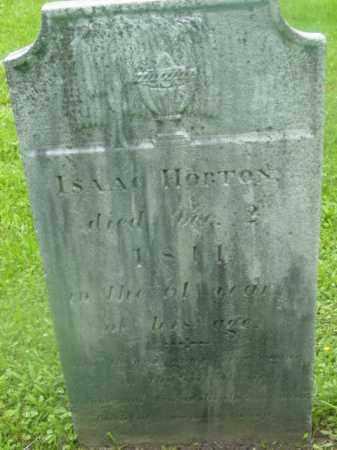 HORTON, ISAAC - Berkshire County, Massachusetts   ISAAC HORTON - Massachusetts Gravestone Photos