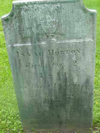 HORTON, ISAAC - Berkshire County, Massachusetts | ISAAC HORTON - Massachusetts Gravestone Photos