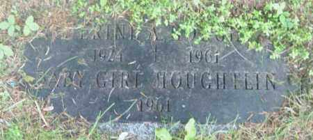 HOUGHTLIN, BABY GIRL - Berkshire County, Massachusetts | BABY GIRL HOUGHTLIN - Massachusetts Gravestone Photos