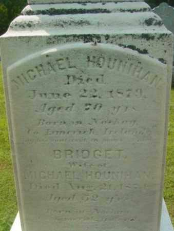 HOUNIHAN, BRIDGET - Berkshire County, Massachusetts | BRIDGET HOUNIHAN - Massachusetts Gravestone Photos