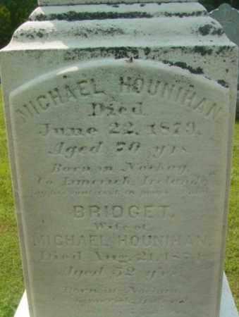 HOUNIHAN, BRIDGET - Berkshire County, Massachusetts | BRIDGET HOUNIHAN - Massachusetts Gravestone Photos
