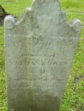 HOVEY, NATHAN - Berkshire County, Massachusetts | NATHAN HOVEY - Massachusetts Gravestone Photos