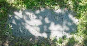 HOWES, GEORGE E - Berkshire County, Massachusetts | GEORGE E HOWES - Massachusetts Gravestone Photos