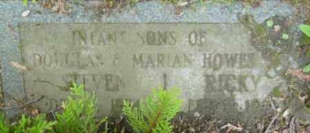 HOWES, RICKY - Berkshire County, Massachusetts | RICKY HOWES - Massachusetts Gravestone Photos