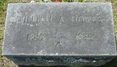 HOWES, WILLIAM A - Berkshire County, Massachusetts | WILLIAM A HOWES - Massachusetts Gravestone Photos
