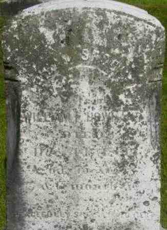 HOWLAND, ABIGAIL - Berkshire County, Massachusetts | ABIGAIL HOWLAND - Massachusetts Gravestone Photos