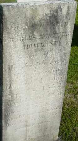 HOWLAND, CHARLES MORTIMER - Berkshire County, Massachusetts | CHARLES MORTIMER HOWLAND - Massachusetts Gravestone Photos