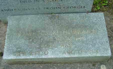 HUBBARD (CW), ERASTUS M - Berkshire County, Massachusetts | ERASTUS M HUBBARD (CW) - Massachusetts Gravestone Photos