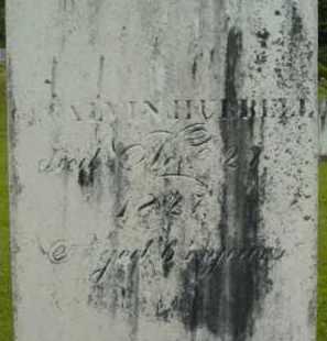 HUBBELL, CALVIN - Berkshire County, Massachusetts | CALVIN HUBBELL - Massachusetts Gravestone Photos