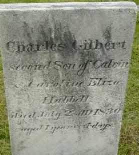 HUBBELL, CHARLES GILBERT - Berkshire County, Massachusetts | CHARLES GILBERT HUBBELL - Massachusetts Gravestone Photos