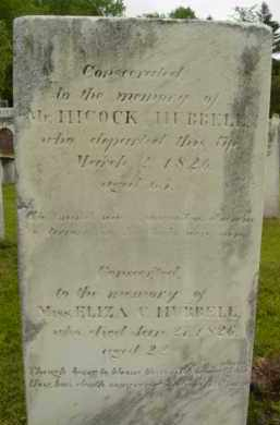 HUBBELL, HICOCK - Berkshire County, Massachusetts | HICOCK HUBBELL - Massachusetts Gravestone Photos