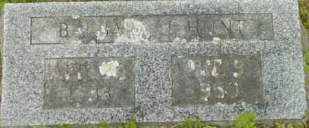 HUNT, BARBARA J - Berkshire County, Massachusetts | BARBARA J HUNT - Massachusetts Gravestone Photos