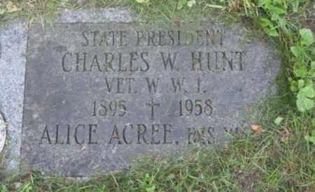 ACREE, ALICE - Berkshire County, Massachusetts | ALICE ACREE - Massachusetts Gravestone Photos