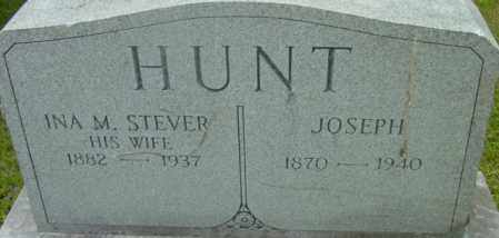 HUNT, JOSEPH - Berkshire County, Massachusetts | JOSEPH HUNT - Massachusetts Gravestone Photos