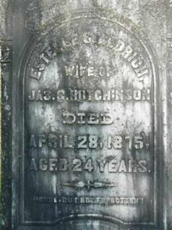 ALDRICH, ESTELLE G - Berkshire County, Massachusetts | ESTELLE G ALDRICH - Massachusetts Gravestone Photos