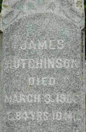 HUTCHINSON, JAMES - Berkshire County, Massachusetts | JAMES HUTCHINSON - Massachusetts Gravestone Photos