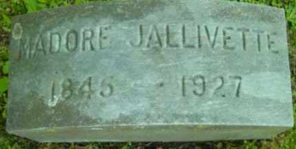 JALLIVETTE, MADORE - Berkshire County, Massachusetts | MADORE JALLIVETTE - Massachusetts Gravestone Photos