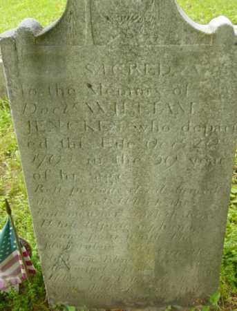 JENCKES, WILLIAM - Berkshire County, Massachusetts   WILLIAM JENCKES - Massachusetts Gravestone Photos