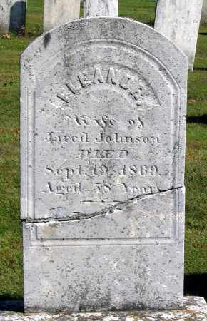JOHNSON, ELEANOR - Berkshire County, Massachusetts   ELEANOR JOHNSON - Massachusetts Gravestone Photos