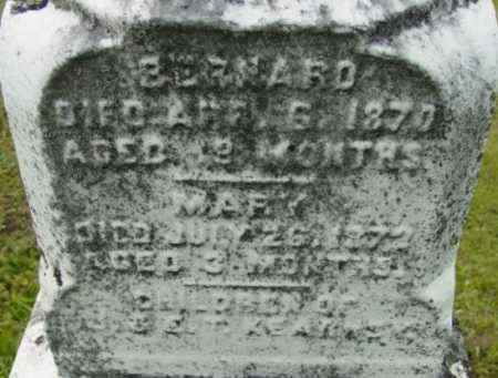 KEARNEY, MARY - Berkshire County, Massachusetts | MARY KEARNEY - Massachusetts Gravestone Photos
