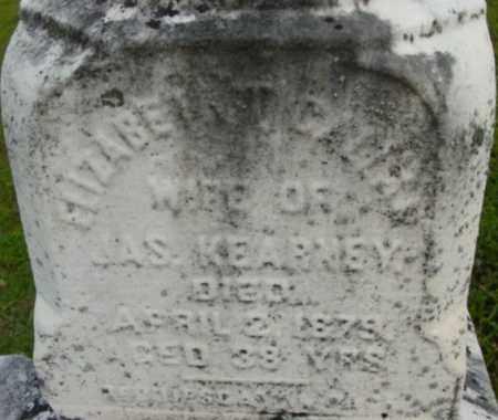 KEARNEY, ELIZABETH T - Berkshire County, Massachusetts | ELIZABETH T KEARNEY - Massachusetts Gravestone Photos