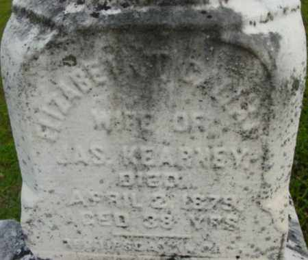 CALLAN KEARNEY, ELIZABETH T - Berkshire County, Massachusetts | ELIZABETH T CALLAN KEARNEY - Massachusetts Gravestone Photos